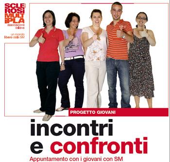 Progetto Giovani - locandina 2011