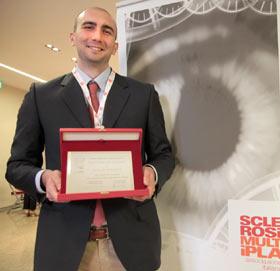 Giulio Disanto - Premio Rita Levi Montalcini 2012