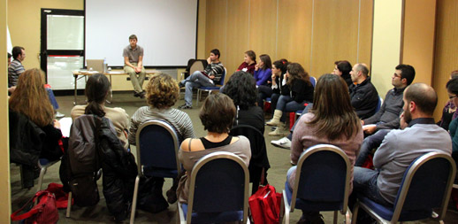 Convegno Giovani AISM 2012 - Gruppo Ricerca
