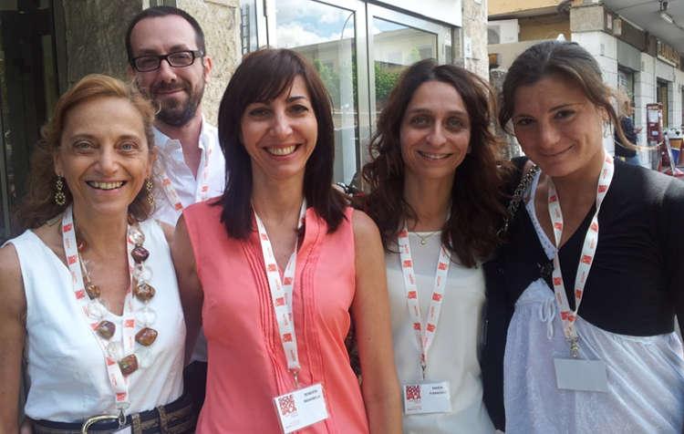 Maria Pia Abbracchio - team