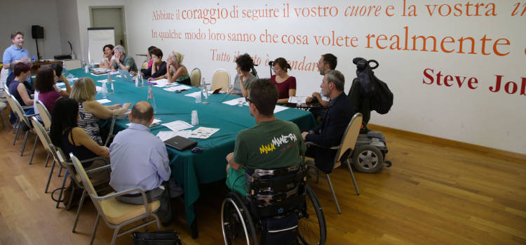 Europe Without Barriers - il diario