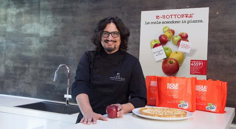 20150922 604 Le mele di AISM disponibili anche a Predazzo