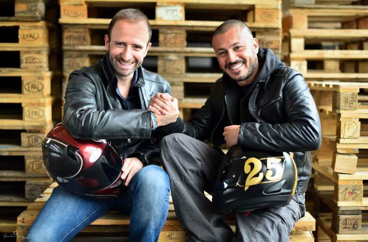 Oscar Civiletti e Giorgio Pirozzi