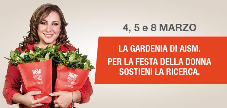La Gardenia di AISM 2017: Antonella Ferrari