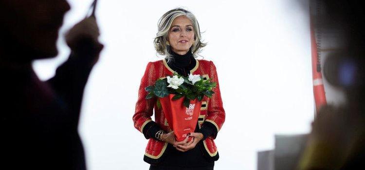 La Gardenia di AISM 2017: Paola Marella