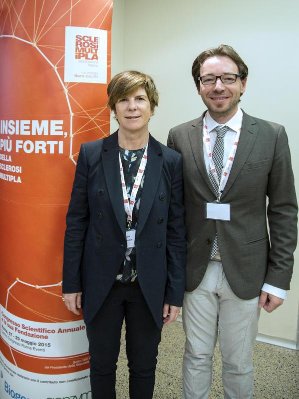 Paola Zaratin e Giampaolo Brichetto