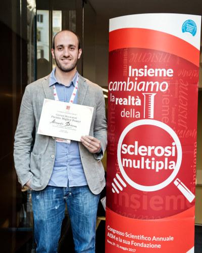 Alessandro Didonna - Premio Poster Congresso FISM 2017