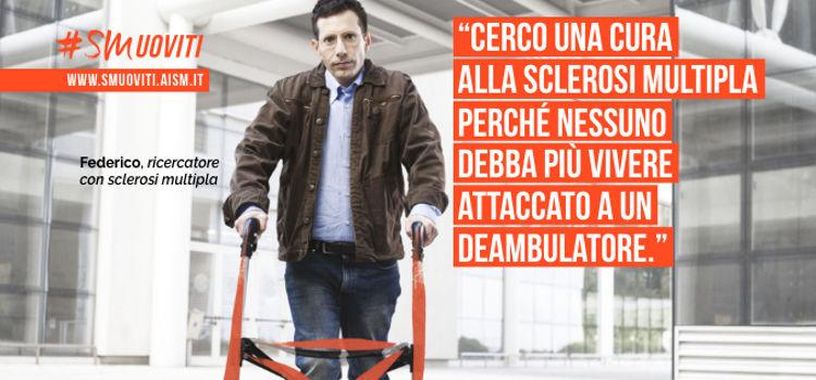 #SMuoviti - Federico