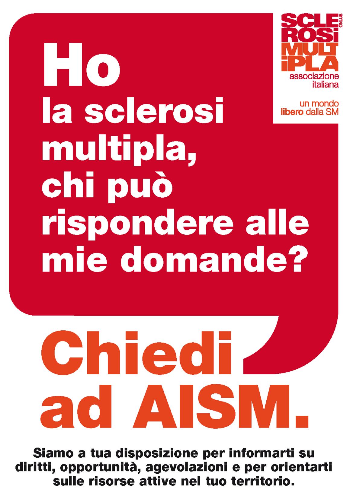 Chiede al AISM