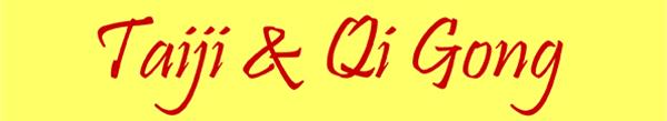 banner Taiji e Qi Gong