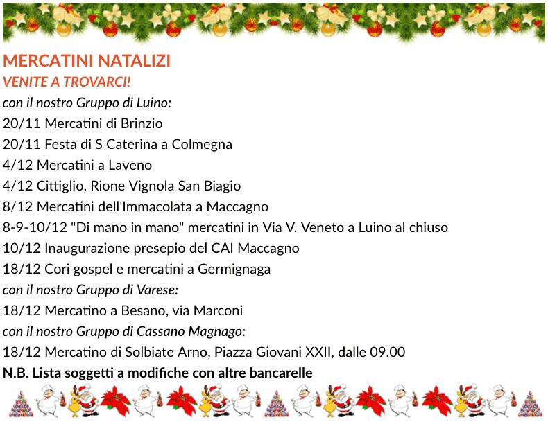 image mercatini natalizi 2016
