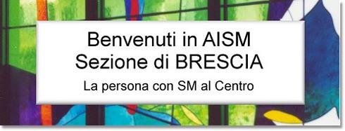 Benvenuti in AISM Sezione di BRESCIA