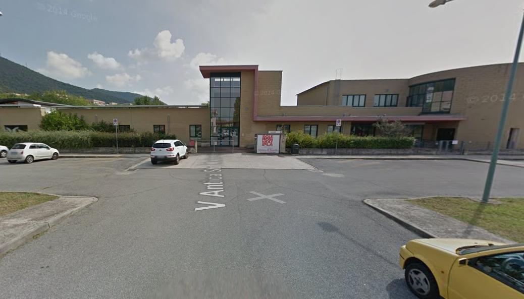 Esterno sede AISM Brescia