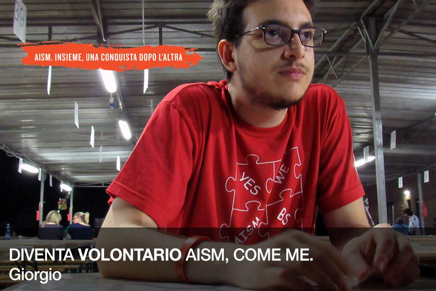 Diventa Volontario AISM