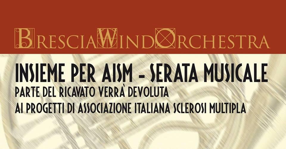 Insieme per AISM, serata musicale - 9 dicembre 2016