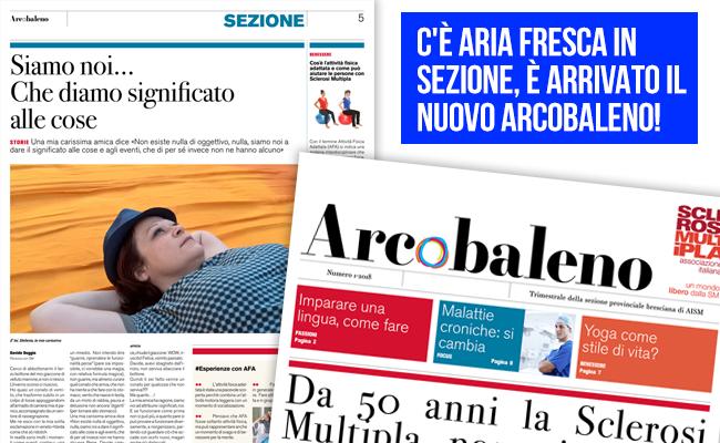 Arcobaleno AISM Brescia