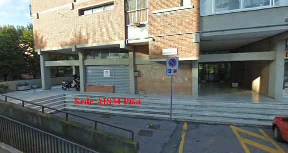 AISM Pisa - Foto Street View